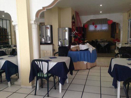 Hotel Magic Fenicia: One of the dining areas