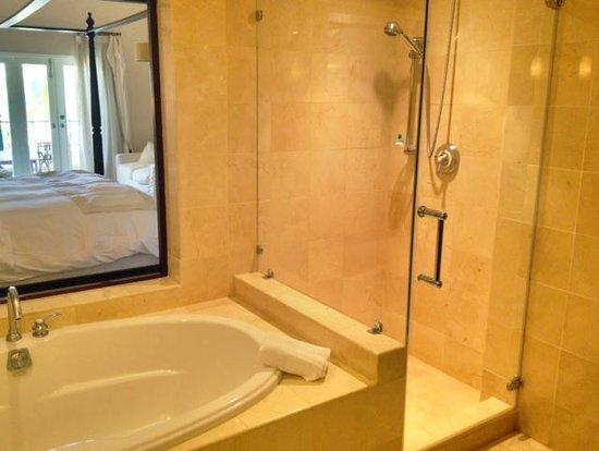 Casa Colonial Beach & Spa: Shower in Room 36, Casa Colonial