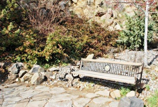 Travelodge Klamath Falls : Bench