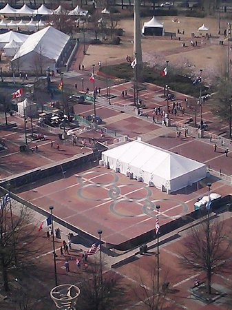 Centennial Olympic Park: Overview of the park