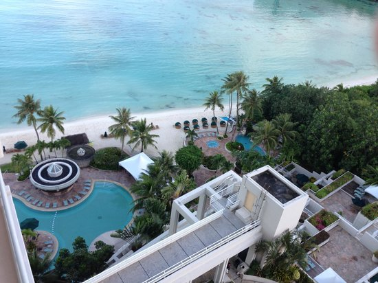The Westin Resort Guam: vista