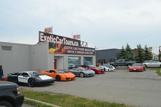 GTA Exotics: out front 1