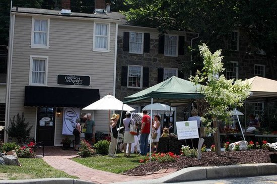 Howard County Welcome Center : Ellicott City Old Town Market