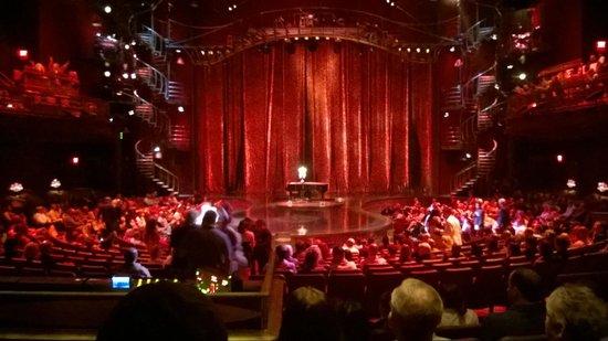 Zumanity - Cirque du Soleil : Teatro Zumanity