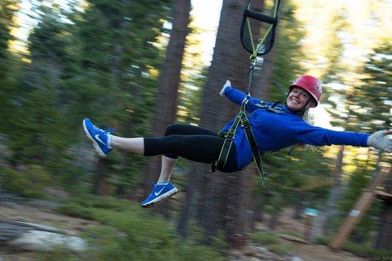 Tahoe Treetop Adventure Parks Foto