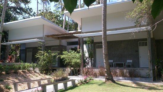 Glur Hostel: Blick auf zimmer
