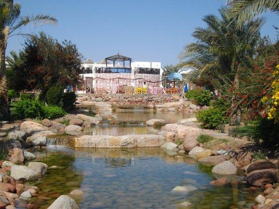 Aurora Oriental Resort Sharm El Sheikh : vista blocco centrale