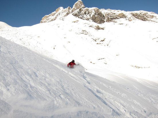 Hotel Post: Skiing in Lech