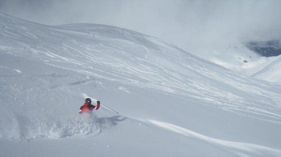Hotel Post: Skiing St Anton