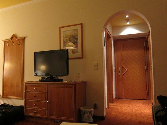 Hotel Post: Galzig Room