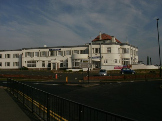 The Montagu Park Hotel: Hotel