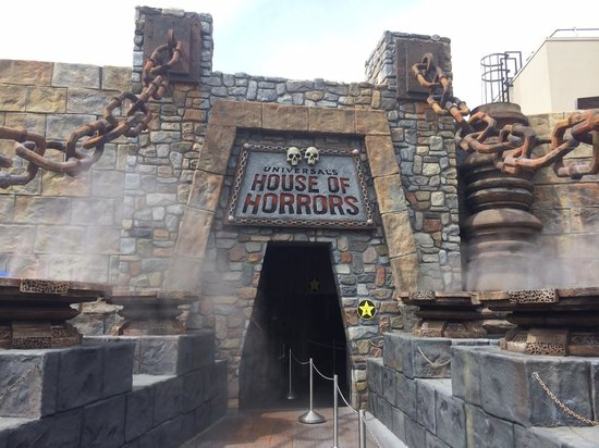 Universal Studios Hollywood: House Of Horrors