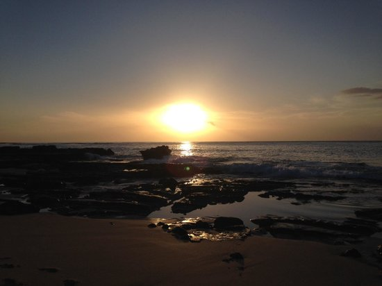 Oahu Photography Tours: Beautiful sunrise