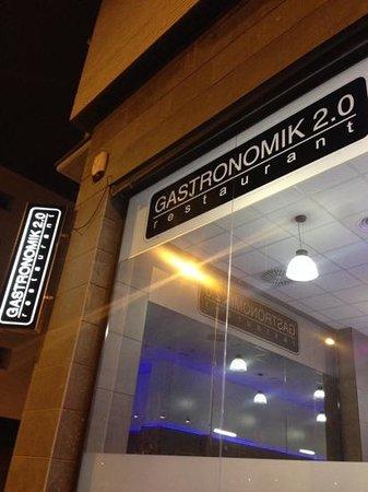 Gastronomik 2.0: restaurante