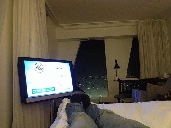 AC Hotel by Marriott Bella Sky Copenhagen: Xl corner ROom! ;)