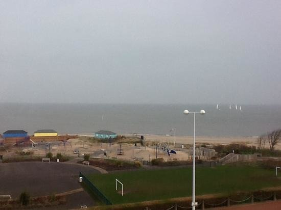 Savoy Hotel - Fleetwood: View from Room 11