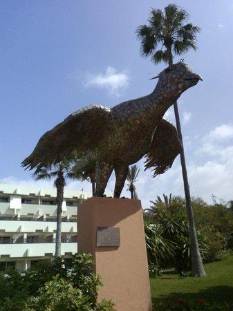 Club Marmara Agadir : la mascotte..