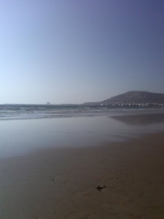 Club Marmara Agadir : Plage