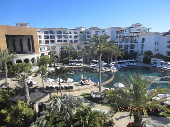 Cabo Azul Resort : View from our penthouse