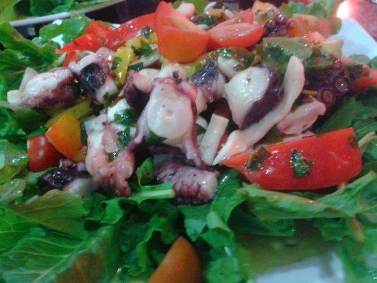 Swiss Italian Restaurant Cebu: Insalata di Mare