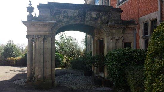 Dunchurch Park: Old Hall entrance