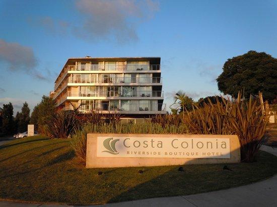 Costa Colonia Riverside Boutique Hotel : Fachada