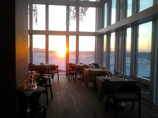 Every. single. night. On all of our stays we've had amazing sunsets. Fogo Island Inn