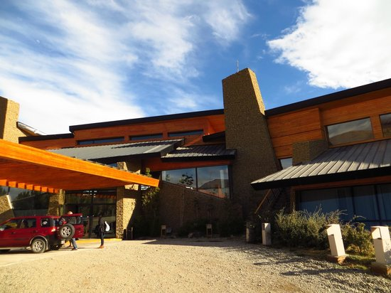 Design Suites Calafate: Main Entrance