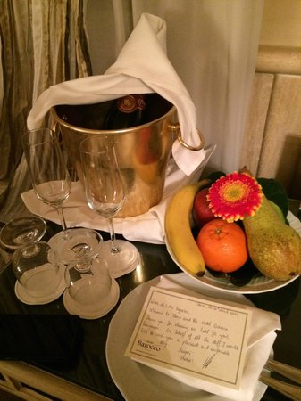Barocco Hotel: warm, personalized welcome