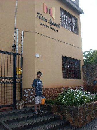 Terra Iguazu Apart Hotel: Entrada
