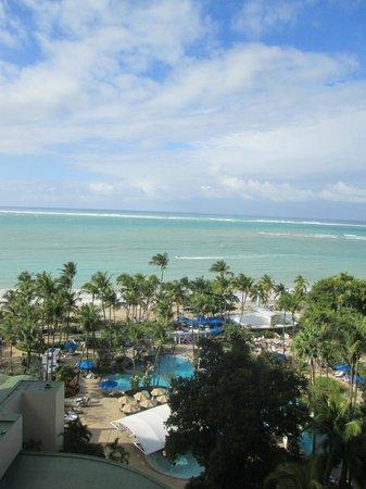 InterContinental San Juan : ocean view