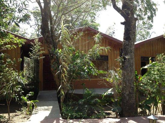 Monteverde Villa Lodge: Nice cabins