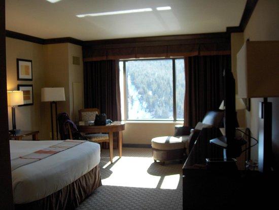 Ameristar Casino Resort Spa Black Hawk: Room