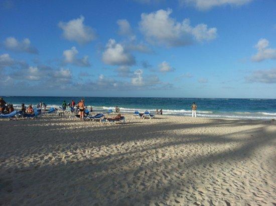 Caribe Club Princess Beach Resort & Spa: tres belle plage
