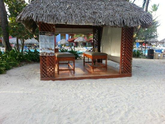 Caribe Club Princess Beach Resort & Spa: un bon massage