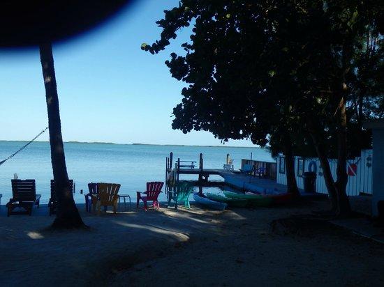 Seafarer Resort and Beach : Beautiful Beach
