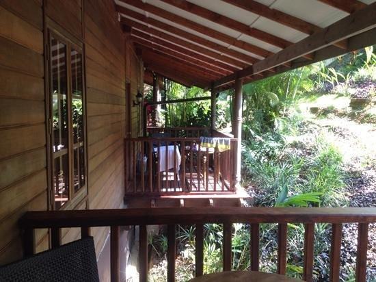 Hotel Cuna del Angel: quartos jungle