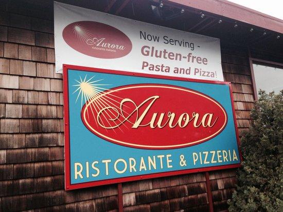 Aurora Ristorante Italiano : Aurora in Sausalito
