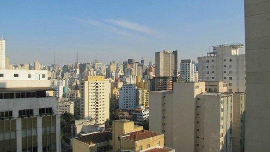 Pergamon Sao Paulo Frei Caneca: vista