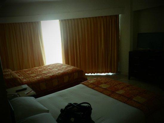 Krystal Ixtapa : Habitación