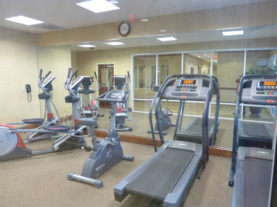 Holiday Inn Express Hotel & Suites Millington-Memphis Area: Fitness Room