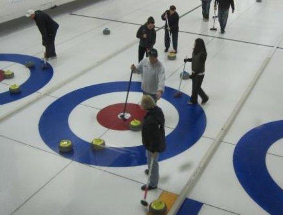 Goleen, Canadá: Curling Club