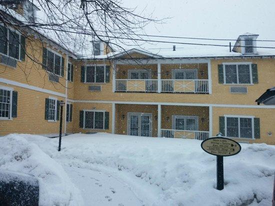 The Bethel Inn Resort : the building we were in