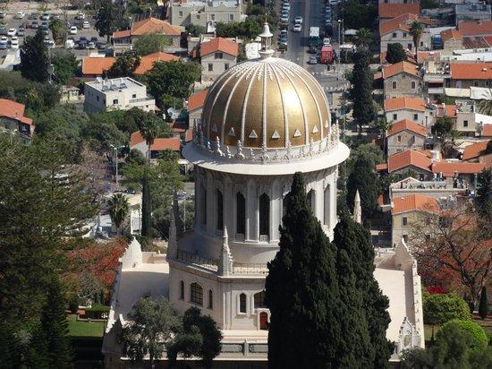 Beit Oren Hotel: haifa centre Bahai