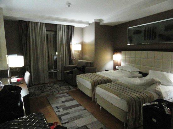 Kent Hotel : Habitación confortable