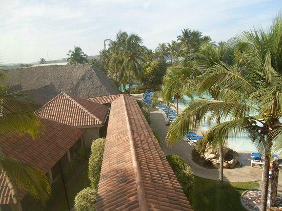 Doubletree Resort by Hilton, Central Pacific - Costa Rica: Vista desde la habitacion