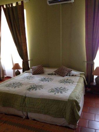 Villa Helena: Chambre
