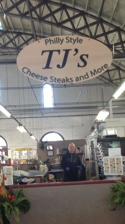 TJ's Philly Style Cheese Steaks and More