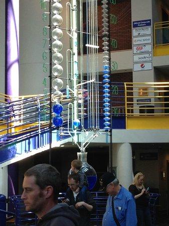 Children's Museum of Indianapolis : Water Clock