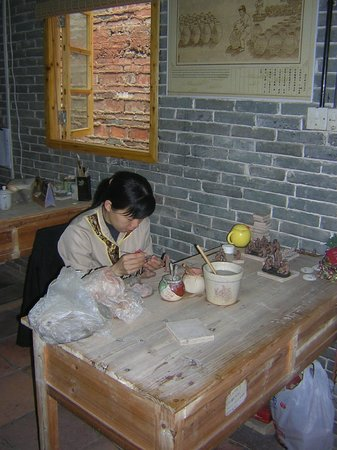 Nanfeng Ancient Kiln: Pottery Making